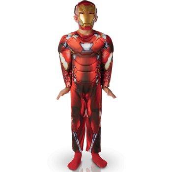 Déguisement Iron Man 2 rembourré