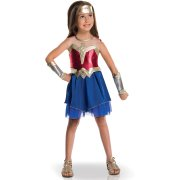 Déguisement Wonder Woman Justice League - Luxe
