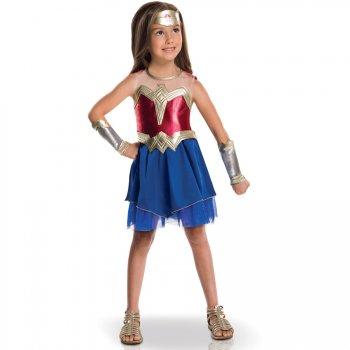 Déguisement Wonder Woman Justice League - Luxe