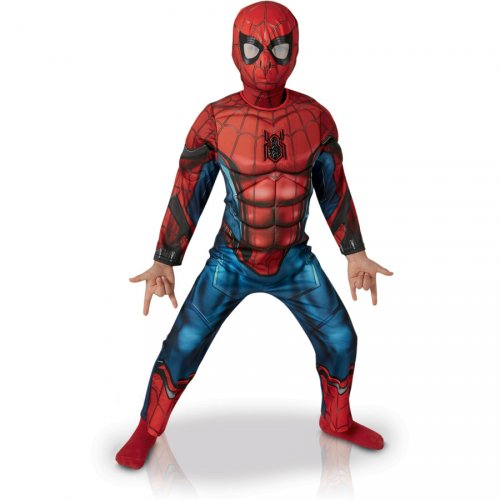 Déguisement Spider-man Homecoming Luxe