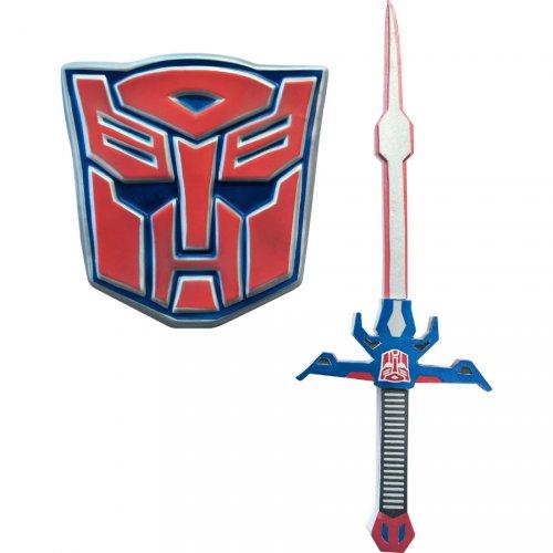 Kit Epée & Bouclier Optimus Prime Transformers 5