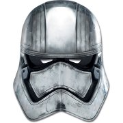 Masque Captain Phasma - Carton