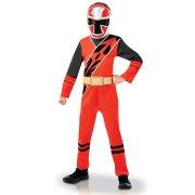 Déguisement Power Rangers Ninja Steel Taille 3-4 ans