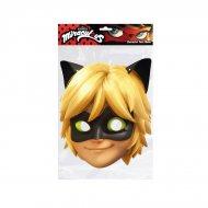 Masque Chat Noir Miraculous - Carton