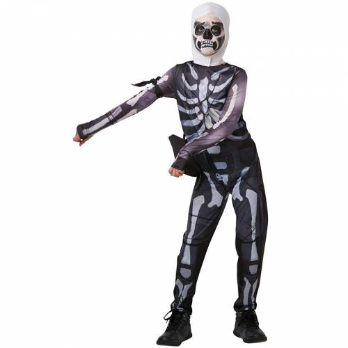 Déguisement Skull Trooper - Fortnite