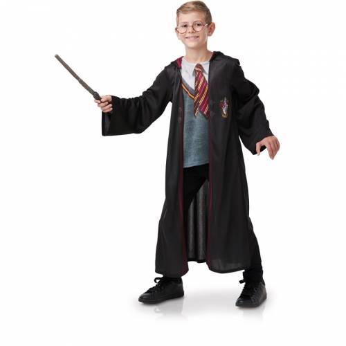 Déguisement Harry Potter + Baguette + Lunette