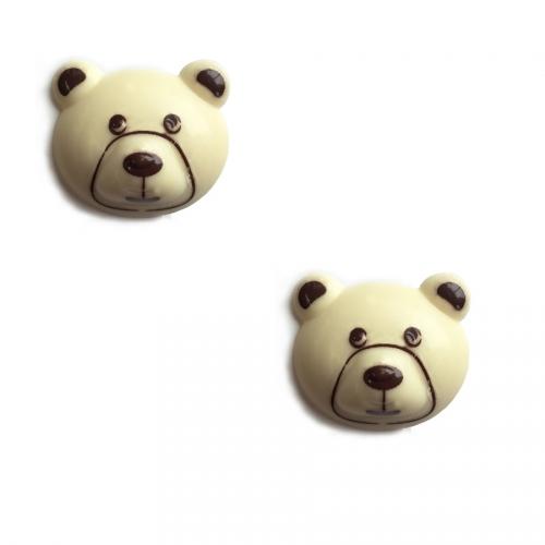 2 Têtes d Ours - Chocolat Blanc