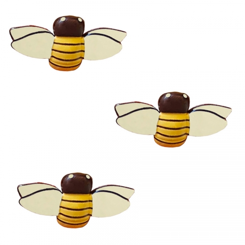3 Abeilles - Chocolat Blanc