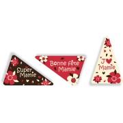 1 Plaquette Bonne Fête Mamie - Chocolat Bonne Fête Mamie