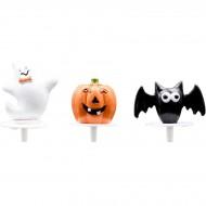3 Pics Halloween - Plastique