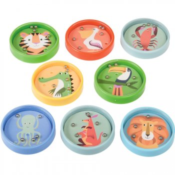 1 Jeu de Patience Animaux Colorama