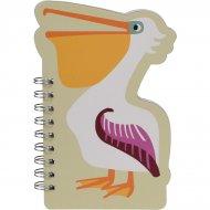 Cahier à Spirales Pelican Colorama (19 cm)