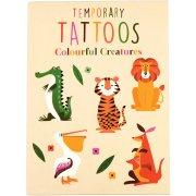 Tatouages Animaux Colorama