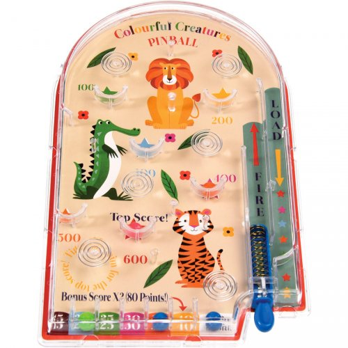 Grand Flipper Animaux Colorama (20 cm)