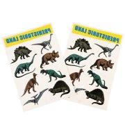 16 Tatouages Dino Vintage