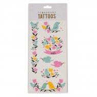 7 Tatouages Oiseaux Love