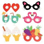 6 Lunettes Summer Party - Carton