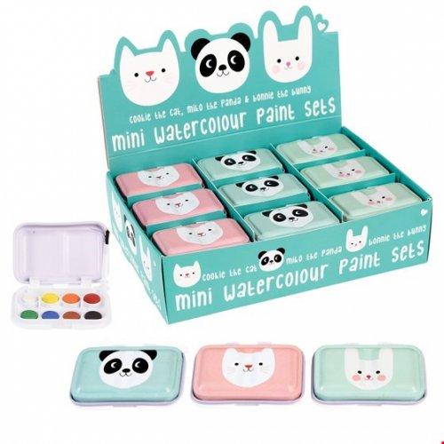 1 Mini Set Peinture Panda