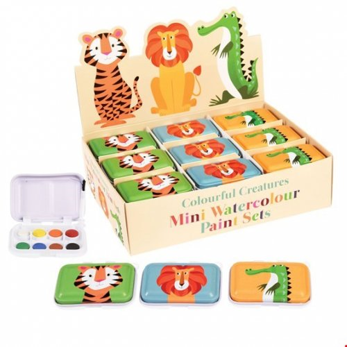 1 Mini Set Peinture Lion