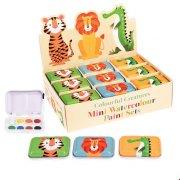 1 Mini Set Peinture Tigre