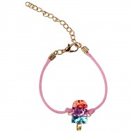 1 Bracelet à Pailettes Glace