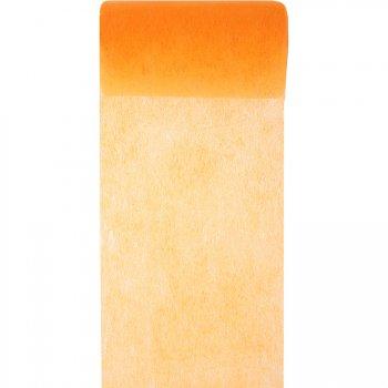 Ruban large Orange