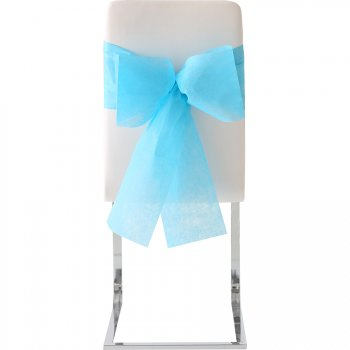 10 Noeuds de chaise Turquoise