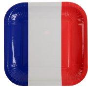 10 Assiettes France