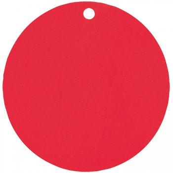 10 Places-nom Rouge (rond)