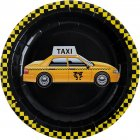 10 Assiettes Taxi New-York
