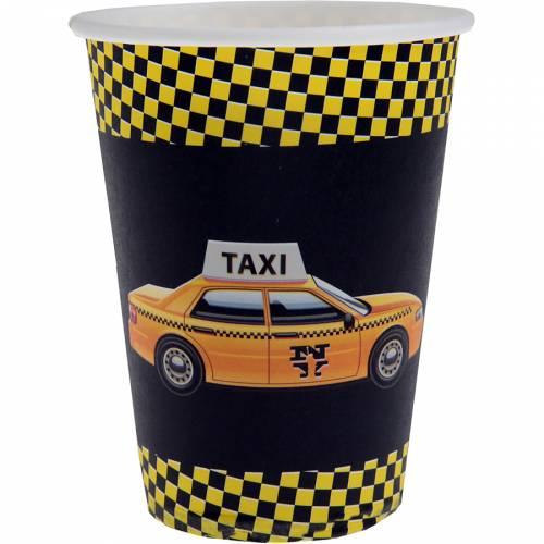 10 Gobelets Taxi New-York