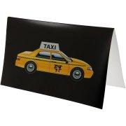10 Cartes Taxi New-York