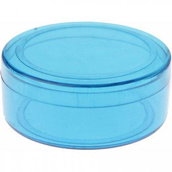 6 Boîtes pastilles Turquoise