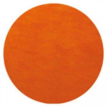 50 Sets de table rond Orange