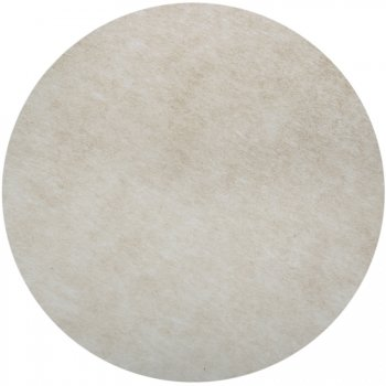 50 Sets de table rond Taupe