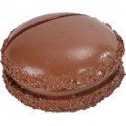 2 Marque-places Macaron Chocolat