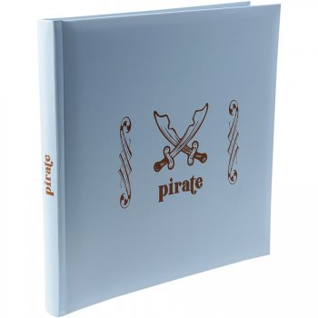 Livre d or Pirate Ciel