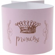 6 Ronds de Serviettes Princesse Rose
