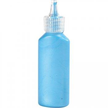 Encre relief bleu Turquoise