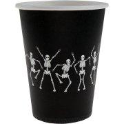 10 Gobelets Danse des Squelettes