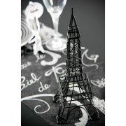 Tour Eiffel Noire en Métal