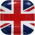 10 Assiettes London Fever