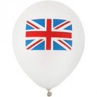 8 ballons London Fever