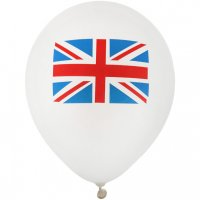 Contient : 1 x 8 ballons London Fever