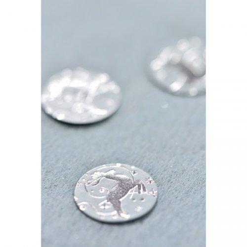 Gros Confettis Renne Féérie (2 cm)