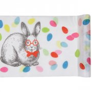 Chemin de Table Lapin Confetti (5 m)