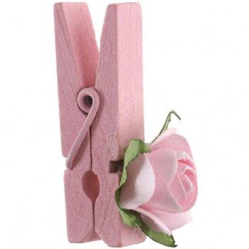 4 Petites Pinces Rose