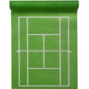 Chemin de Table terrain de Tennis (5 m)
