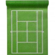 Chemin de Table terrain de Tennis (5 m)