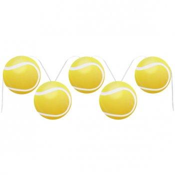 Guirlande Balles de Tennis (4 m)